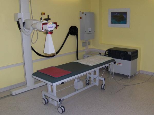 Терапевтический рентгеновский аппарат