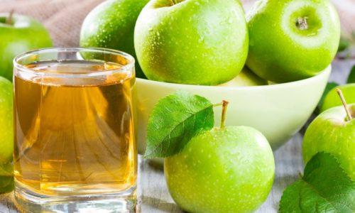 Яблочный сок полезен при хроническом панкреатите