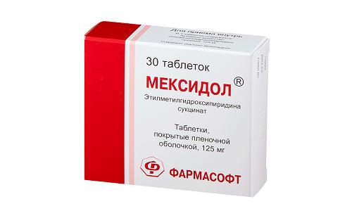 Мексидол используют в урологической практике у детей старше 3 лет при нарушении функции мочеиспускания