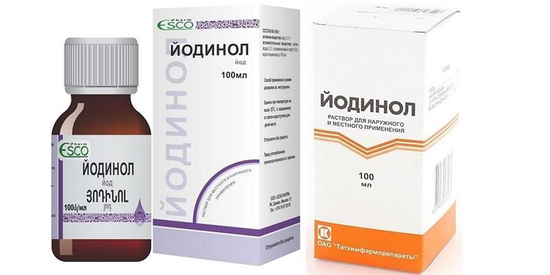 Как пользоваться препаратом Йодинол при стоматите у детей и взрослых. Мощный антисептик для полоскания рта