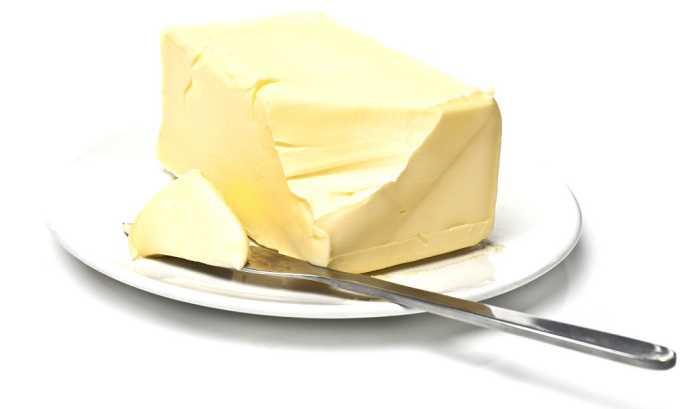 При реактивном панкреатите сливочное масло разрешается в небольших количествах