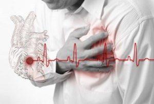 у человека болит сердце