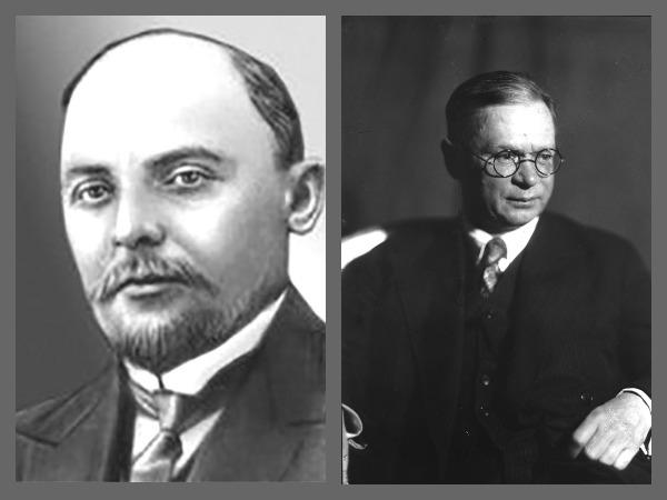 Василий Юрьевич Чаговец, Петр Петрович Лазарев