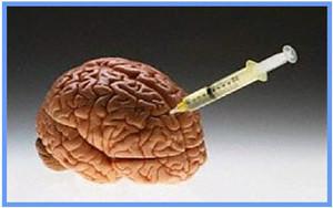 влияние героина на головной мозг
