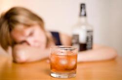 детоксикация при алкоголе