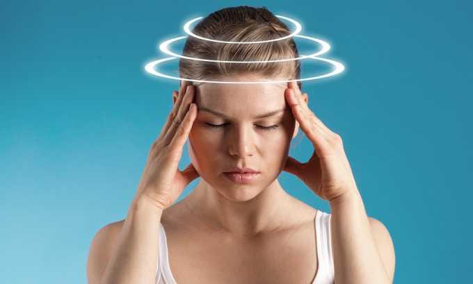 Головокружение последствие головных болей при панкреатите