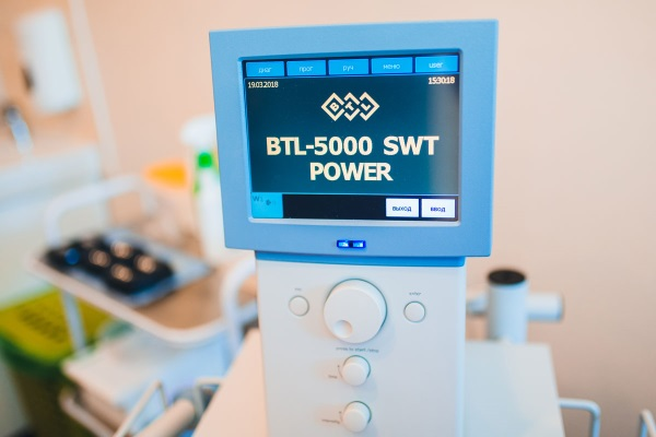Аппарат BTL-5000 SWT Power