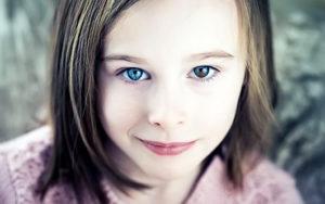 Люди с разным цветом глаз