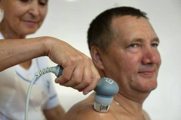 УЗТ плечевого сустава