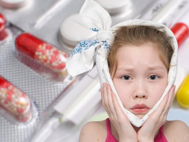 Лечим периодонтит у детей правильно