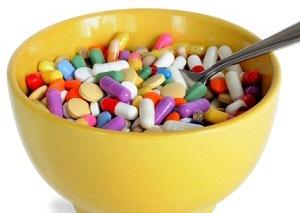 лечение витаминотерапией