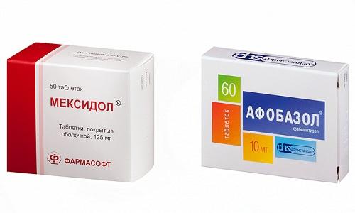 Проблемы с нервной системой помогут устранить препараты Мексидол и Афобазол