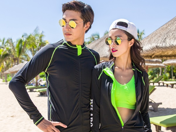 Одежда с дополнительной защитой от ультрафиолета