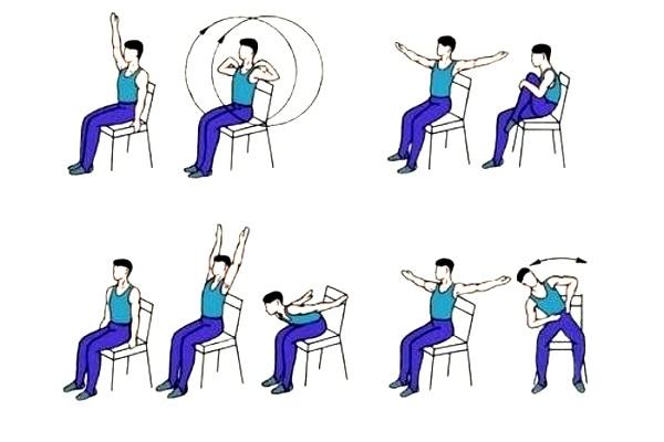 Гимнастика для плечевого сустава