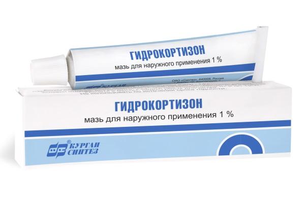Мазь Гидрокортизоновая 1%