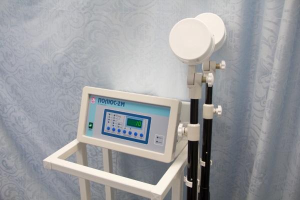 Аппарат для низкочастотной магнитотерапии