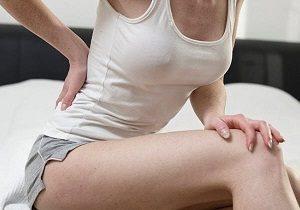 боли спина в области почек