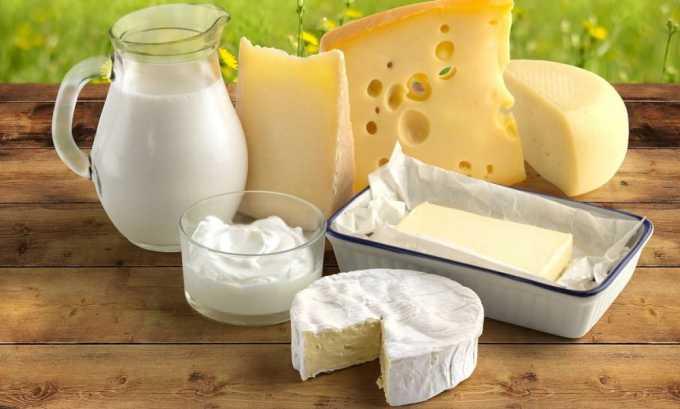 Кисломолочные продукты с низкой жирностью разрешены при реактивном панкреатите