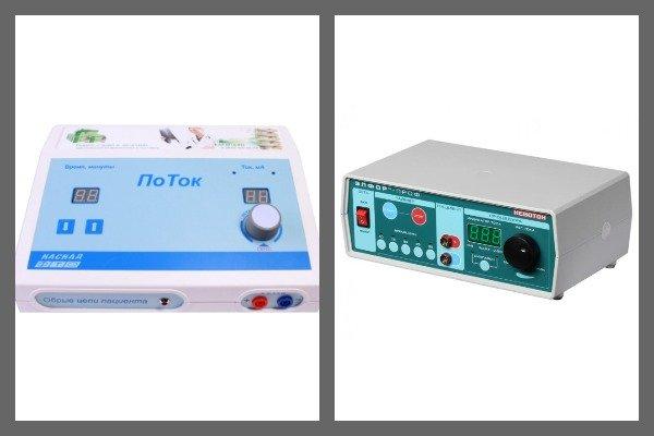 Аппараты для электрофореза: Поток и Элфор-Проф