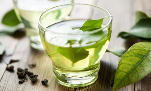 В третий день на первый завтрак можно стакан зеленого чая
