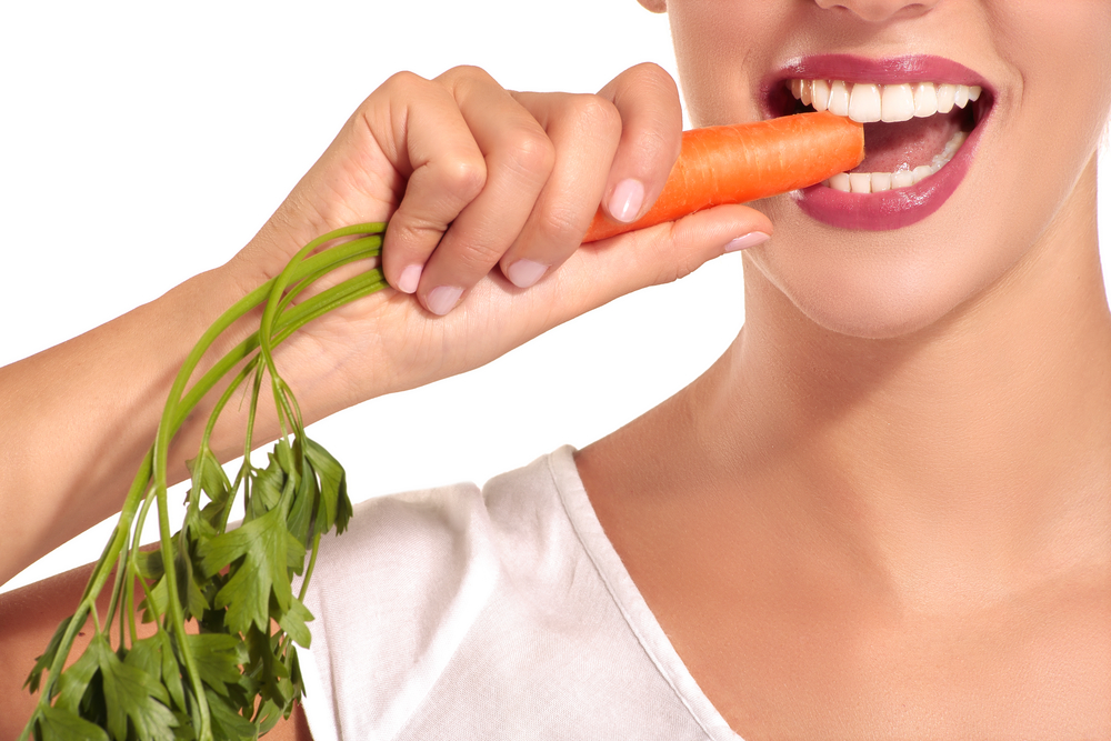 Какие продукты полезны для отбеливания зубов. Что можно есть на белой диете