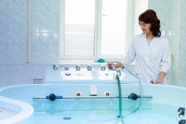 Гидротерапия – актуальное направление физиотерапии