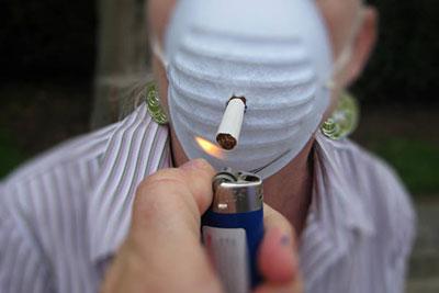 Как влияет курение табака на дыхательную систему