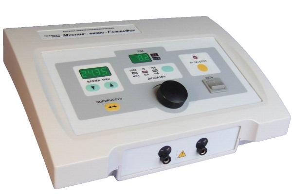 Мустанг-Физио-ГальваФор – пять процедур в одном аппарате