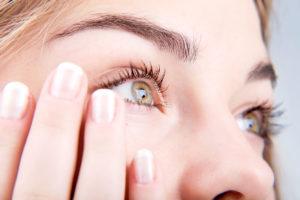 Глазные капли против воспаления