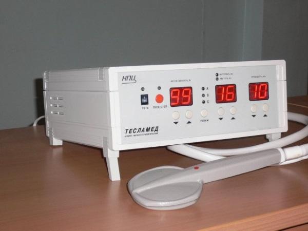 Аппарат магнитотерапевтический Тесламед