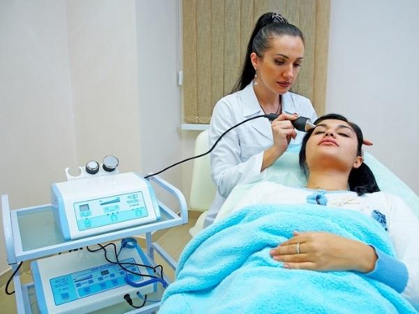 Ультрафонофорез нашел широкое применение в косметологии