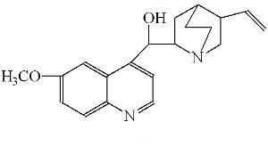 формула хинина