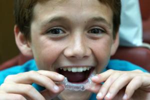 Зачем нужна капа для зубов. Детская стоматология атакует