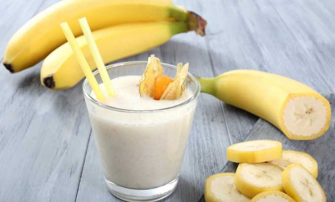 При хронической форме панкреатита из свежих плодов готовят соки с мякотью или коктейли с добавлением кефира и ряженки