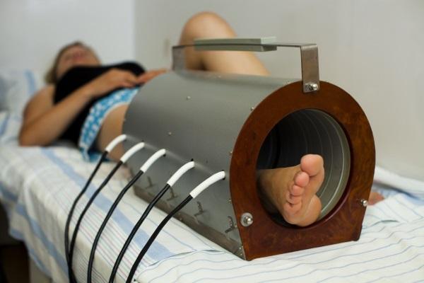 Проведение магнитотерапии