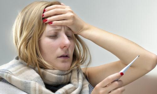 Признаком гнойного перитонита является повышенная температура