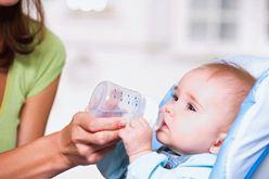 жажда у младенцев