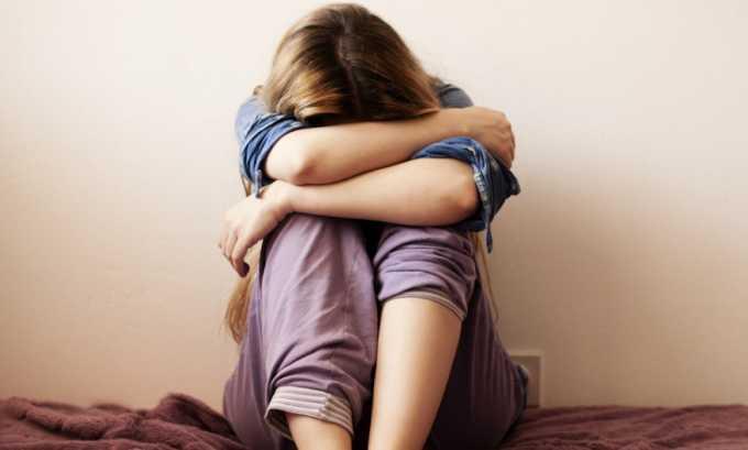 При депрессивном синдроме запрещается использовать расторопшу