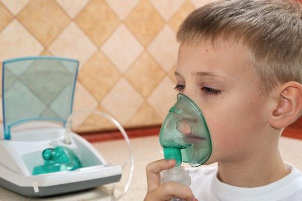 Небулайзерная терапия с успехом применяется у детей