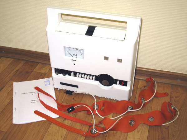 Аппарат Электросон для лечебного воздействия импульсным током низкой частоты прямоугольной формы